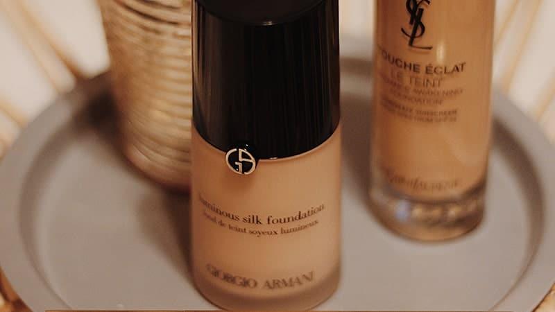 Jenis Makeup - Makeup Foundation