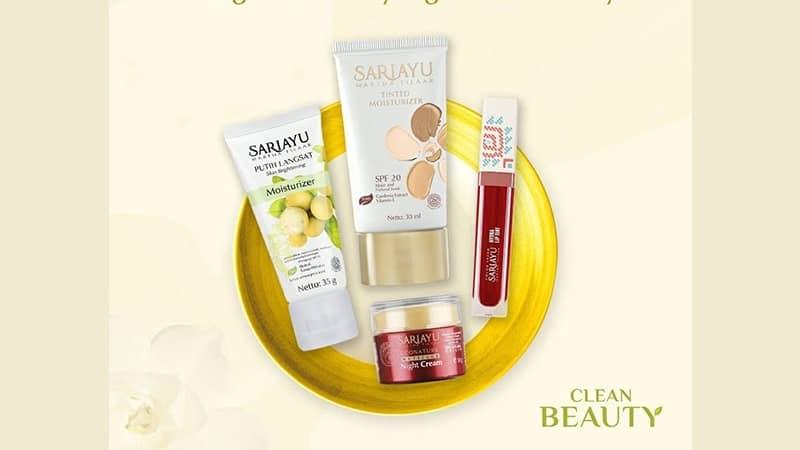 Merek Kosmetik Indonesia - Sariayu Martha Tilaar