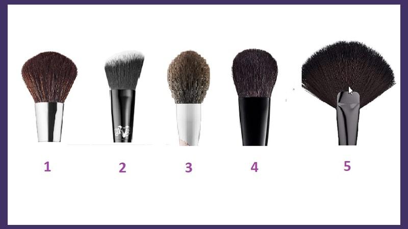 Macam-Macam Kuas Makeup dan Fungsinya - Brush Besar