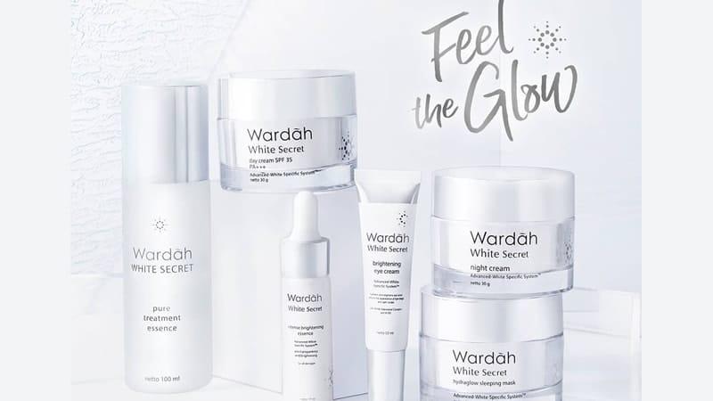 Skin Care Pemutih Wajah