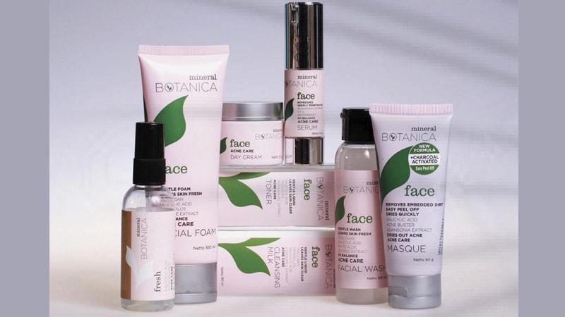 Rangkaian Produk Skin Care
