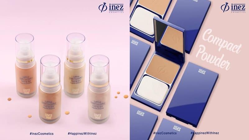 Makeup dari Inez Cosmetics