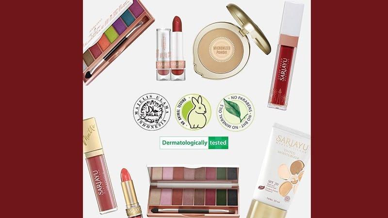 Produk Sariayu dan Kegunaannya - Sariayu Makeup