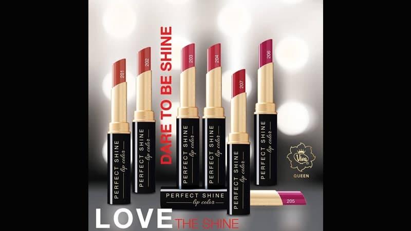 Rangkaian Produk Viva Kosmetik - Lipstik