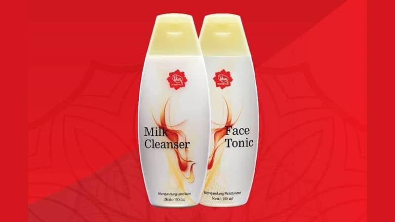 Milk Cleanser - Susu Pembersih