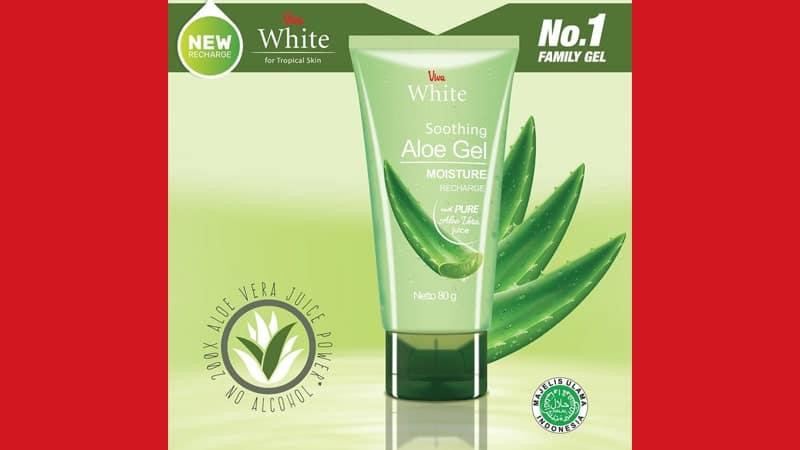 Rangkaian Produk Viva Kosmetik - Aloe Vera Gel