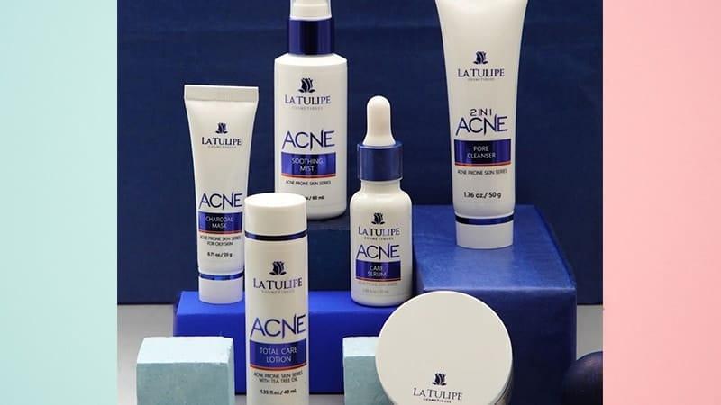 Anti Acne Series