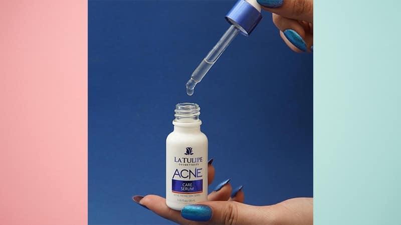 Produk La Tulipe dan Fungsinya - Anti Acne Serum