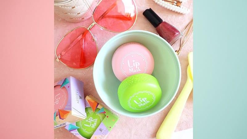 Produk La Tulipe dan Fungsinya - Lip Mask