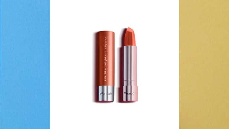 Warna-Warna Lipstik Wardah yang Paling Banyak Diminati - Colorfit Ultralight Matte Summer Peach