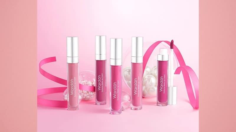 Lipstik Wardah yang Cocok untuk Bibir Hitam - Exclusive Matte Lip Cream