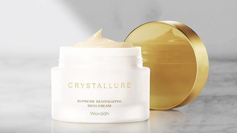 Crystallure Revitalizing Rich Cream