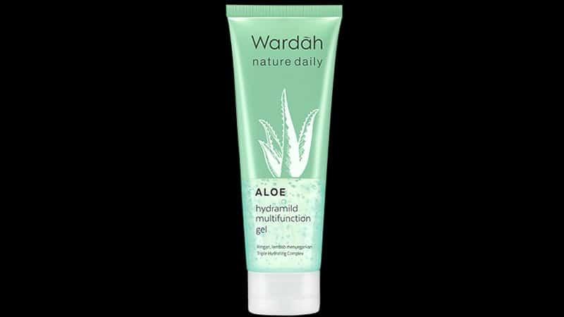 Produk Pelembap Wajah Wardah Aloe Hydramild