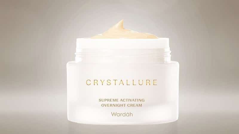 Crystallure Activiting Overnight Cream