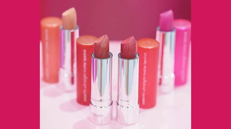 Macam-Macam Lipstik Wardah - Colorfit Ultralight Matte Lipstick
