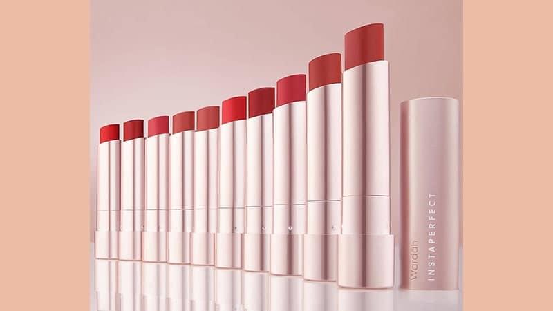 Macam-Macam Lipstik Wardah - Instaperfect Mattetitude Matte Stain Lipstick
