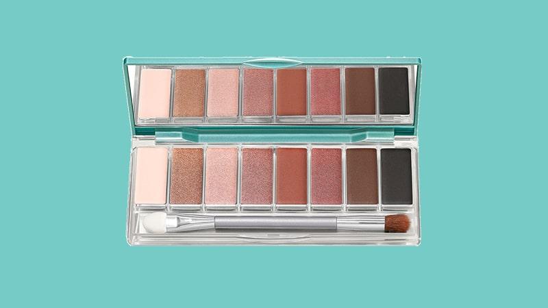 Warna Eyeshadow Wardah - Exclusive Eyeshadow Palette Rose Gold