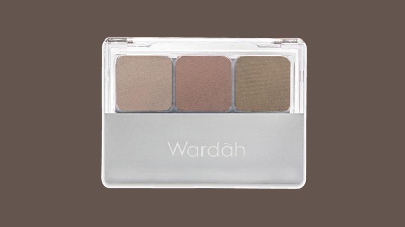 Warna Eyeshadow Wardah - Eyeshadow Seri F