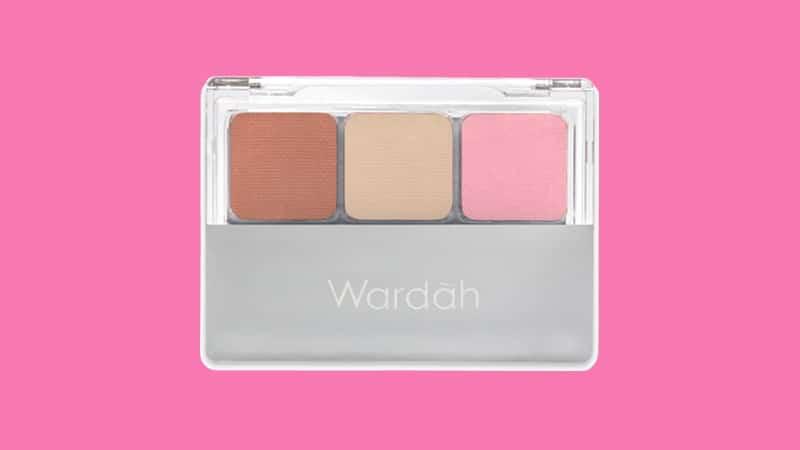 Warna Eyeshadow Wardah - Eyeshadow Seri I