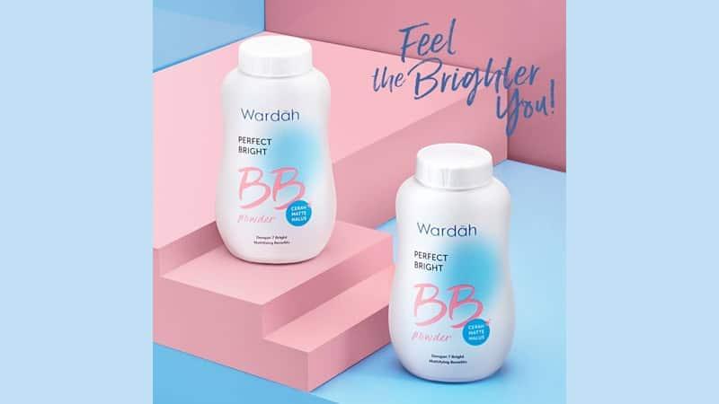Bedak Wardah - Perfect Bright BB Powder