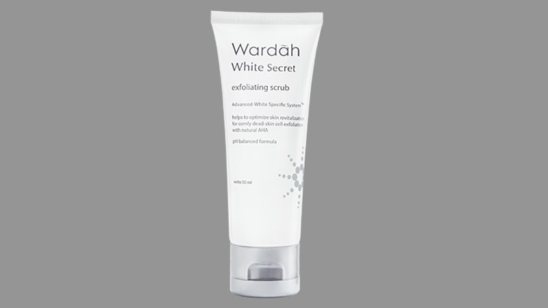 Manfaat Produk Wardah White Secret - Exfoliating Scrub