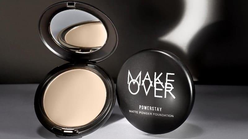 Jenis Bedak Make Over - Powerstay Matte Powder Foundation
