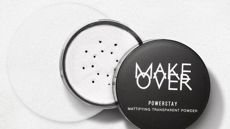 Powerstay Mattifying Transparent Powder