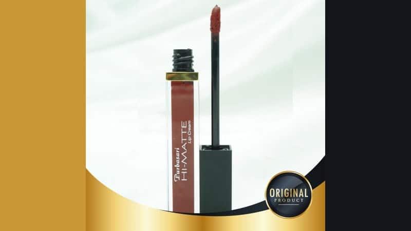 Warna Purbasari Hi Matte Lip Cream - Ayanna