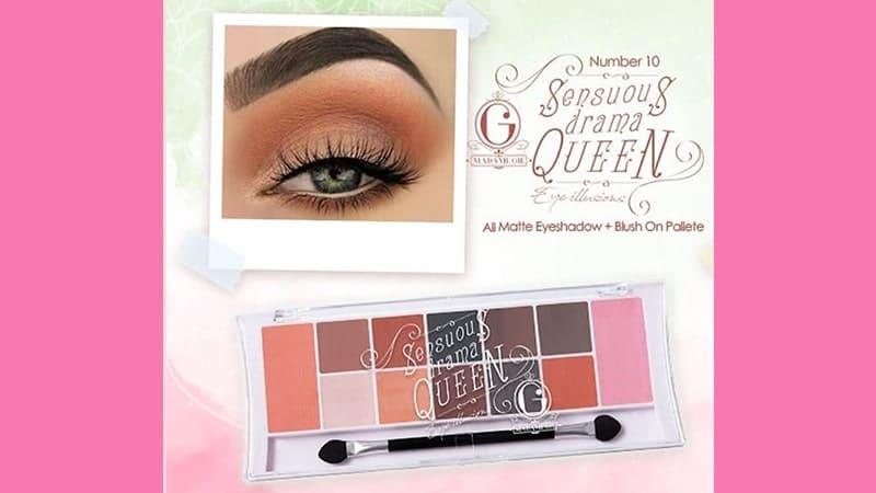 Eyeshadow Madame Gie - Sensous Drama Queen