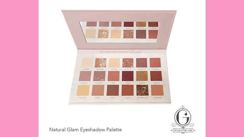 Eyeshadow Madame Gie - Natural Glam