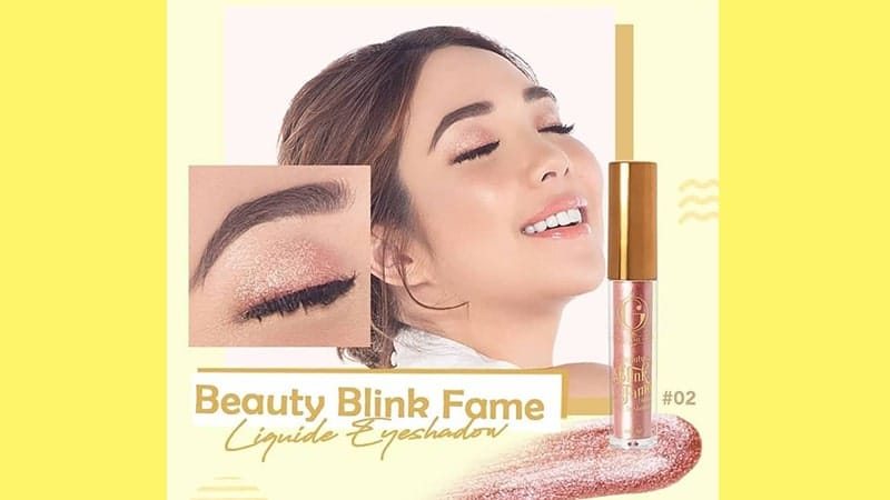 Eyeshadow Madame Gie - Beauty Blink Fame