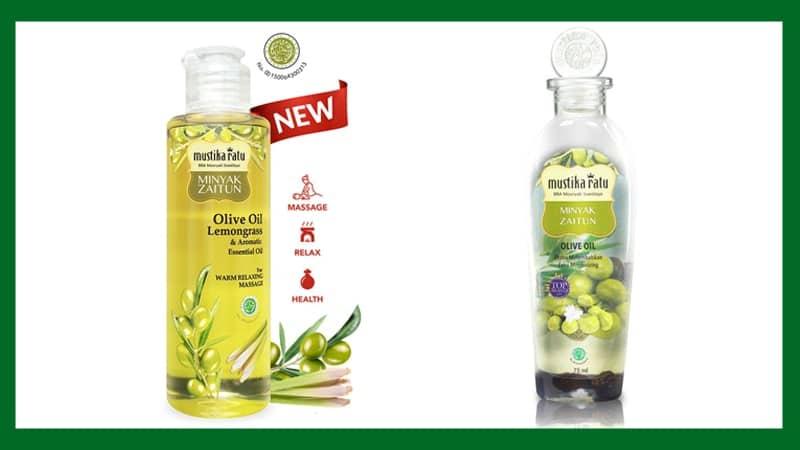 Macam-macam Olive Oil