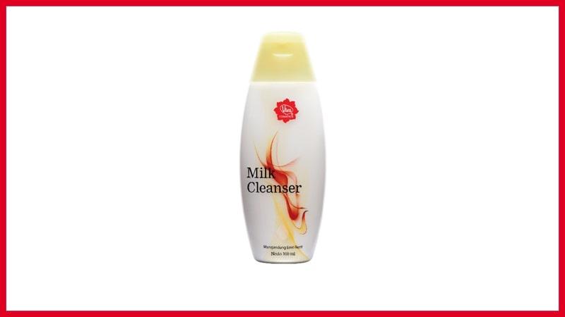 Manfaat Milk Cleanser - Emollient