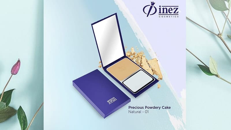Bedak Padat Inez - Precious Powdery Cake