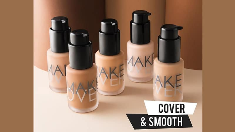 Make Over Ultra Cover Liquid Matt