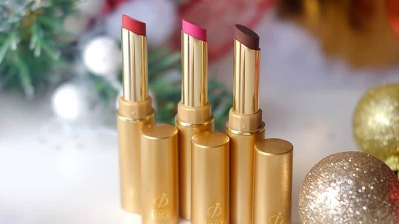 Warna Lipstik Inez yang Bagus - Glow Matte