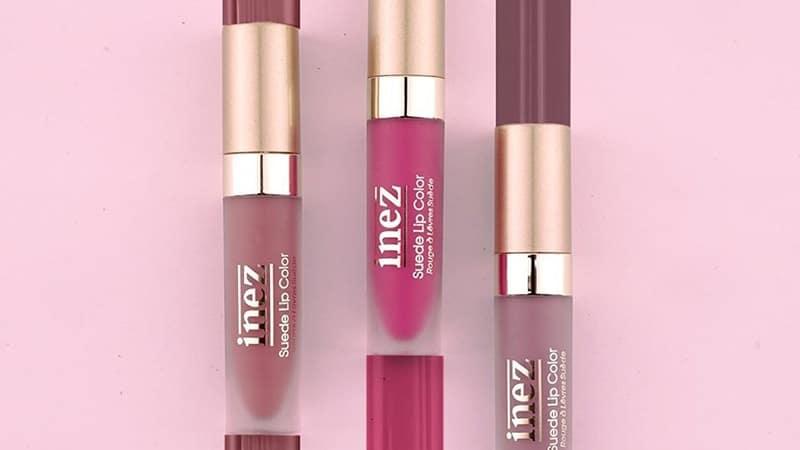 Suede Lip Color