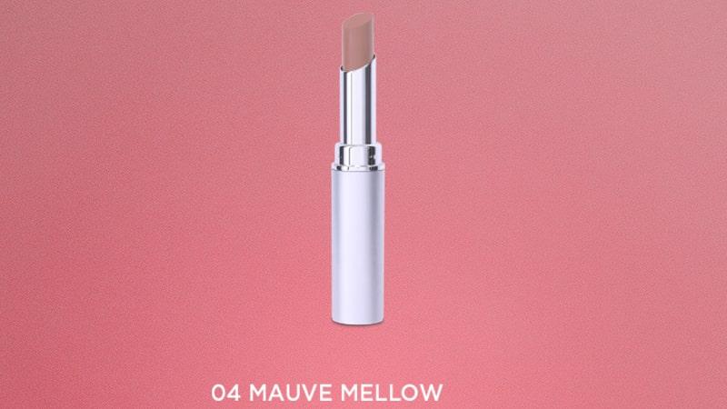 Wardah Intense Matte Lipstick shade Mauve Mellow