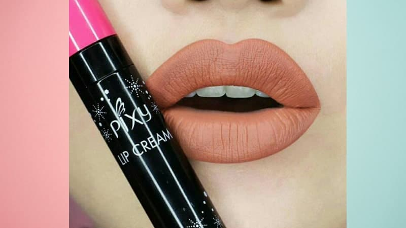 Pixy Lip Cream shade Mild Peach