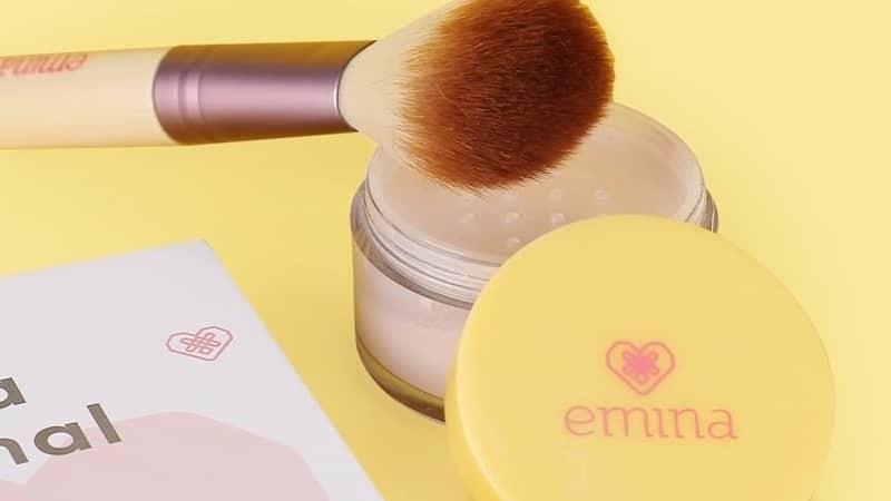 Emina Daily Matte Loose Powder