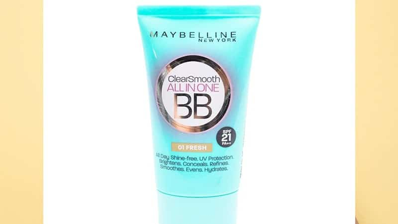 BB Cream yang Bagus - Maybellin Clear Smooth All in One