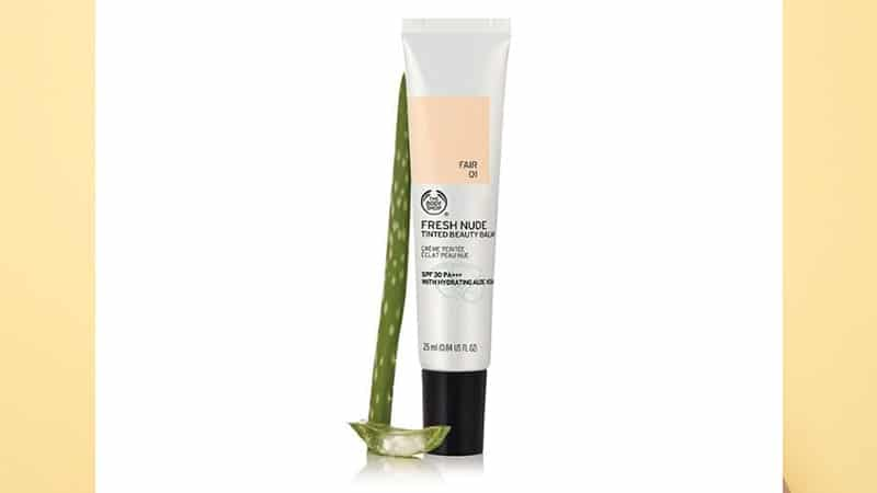 The Body Shop Fresh Nude Tinted
