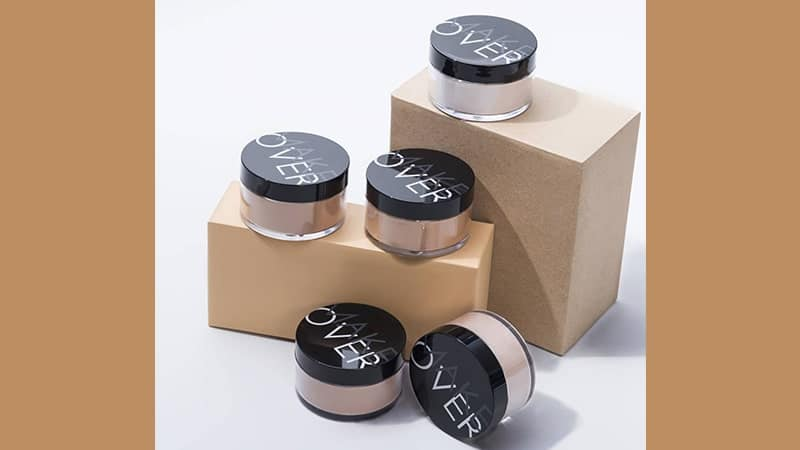 Bedak untuk Kulit Sensitif - Make Over Silky Smooth Translucent Powder