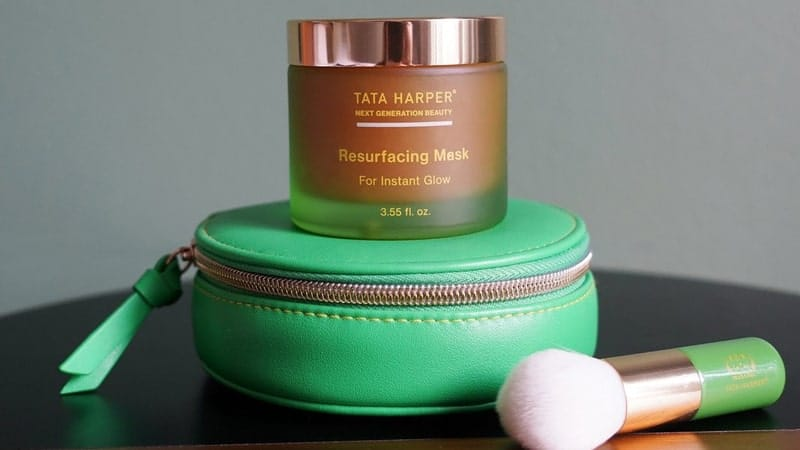 Masker Terbaik di Dunia - Tata Harper Resurfacing Mask