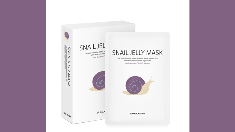 Skederm Snail Jelly Mask