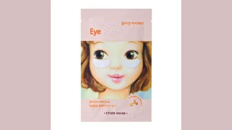 Masker Kantung Mata - Etude House Collagen Eye Patch
