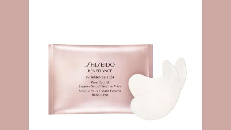 Shiseido Benefiance Wrinkle Resist Eye Mask