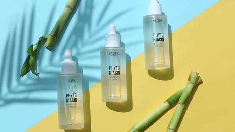 Rekomendasi Serum Terbaik yang Bagus untuk Wajah - Nacific Phyto Niacin Whitening Essence