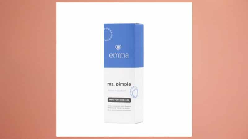 Pelembab untuk Wajah Berjerawat - Emina Ms Pimple