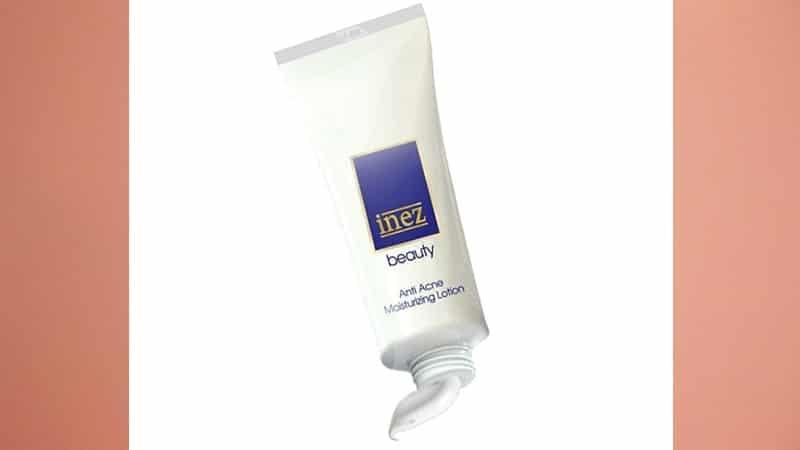 Pelembab untuk Wajah Berjerawat - Inez Anti Acne Moisturizing Lotion